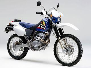 1997年 XR250・マイナーチェンジ