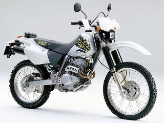 1998年 XR250・カラーチェンジ