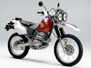 1996年 XR250 BAJA・マイナーチェンジ