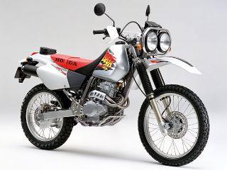 1997年 XR250 BAJA・マイナーチェンジ