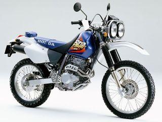 1998年 XR250 BAJA・カラーチェンジ