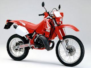 1989年 CRM250R・新登場