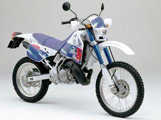 1991年 CRM250R・カラーチェンジ