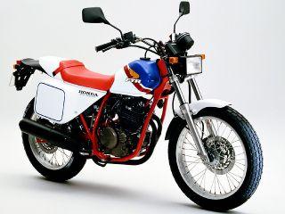 1986年 FTR250 キック仕様・新登場
