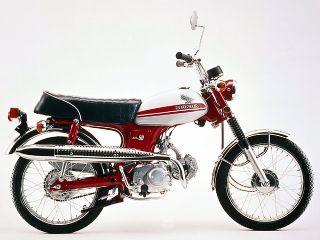 1970年 BENLY CL50・マイナーチェンジ