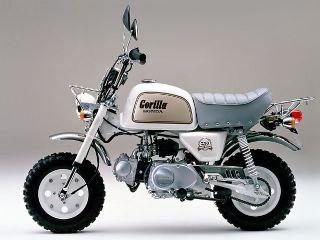 1988年 GORILLA White Special・特別・限定仕様