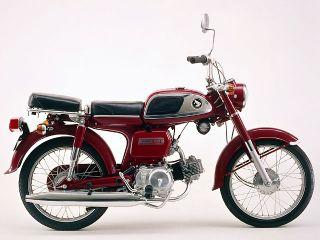1970年 BENLY CD90 セル付・マイナーチェンジ