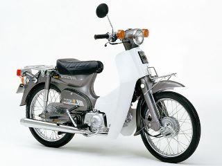 1986年 Super Cub 70 Deluxe・マイナーチェンジ