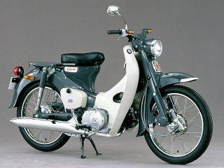 1964年 Super Cub CM90・新登場