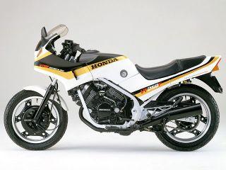 1985年 VT250F・特別・限定仕様