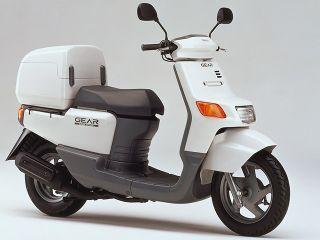 1994年 GEAR Parking Standリアボックス・追加