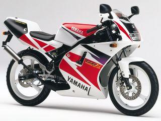 1995年 TZR50R・マイナーチェンジ