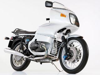 1976年 R100RS・新登場