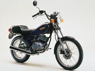 1980年 RX50 Special スポークホイール・新登場
