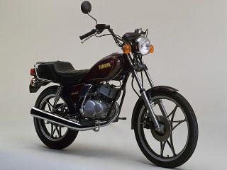 1982年 RX50 Special キャストホイール・カラーチェンジ