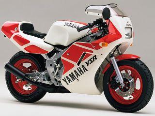 1988年 YSR50・マイナーチェンジ