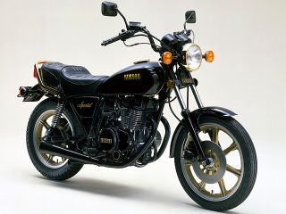 1981年 XS250 SPECIAL ミッドナイト仕様・特別・限定仕様