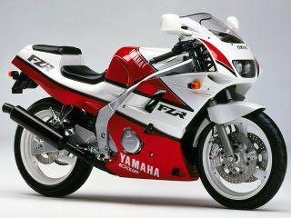 1990年 FZR250R・マイナーチェンジ