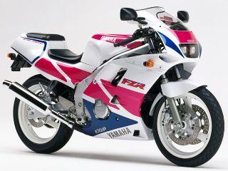 1993年 FZR250R・マイナーチェンジ