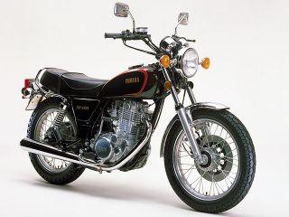 1982年 SR400・特別・限定仕様