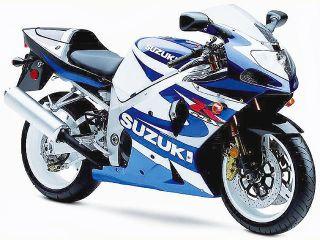 2001年 GSX-R1000・新登場