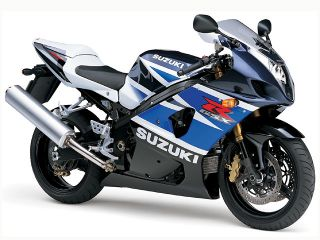 2003年 GSX-R1000・フルモデルチェンジ