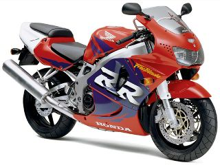 1998年 CBR900RR FireBlade・マイナーチェンジ
