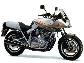 1983年 GSX750S KATANA・マイナーチェンジ