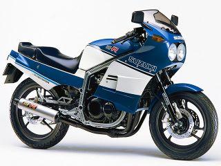 1985年 GSX-R