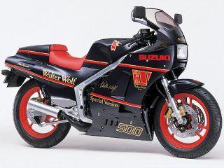 RG500Γ