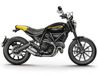 2018年 Scrambler Full Throttle