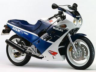 1988年 GSX-R250・マイナーチェンジ