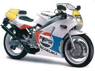1988年 RGV250Γ・特別・限定仕様