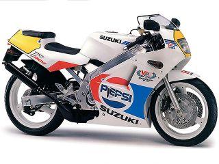 1989年 RGV250Γ・特別・限定仕様