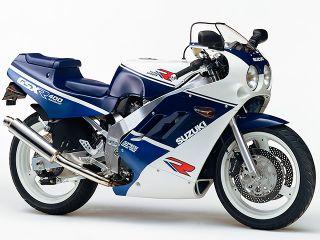 1988年 GSX-R400・フルモデルチェンジ
