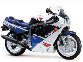 1988年 GSX-R750・フルモデルチェンジ