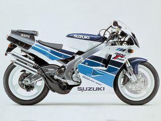 1990年 RGV250Γ SP・マイナーチェンジ