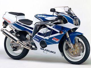 1991年 GSX-R400R