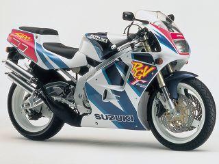 1992年 RGV250Γ・カラーチェンジ