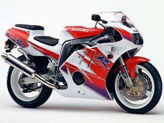 1992年 GSX-R400R SP