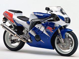 1993年 GSX-R400R・マイナーチェンジ