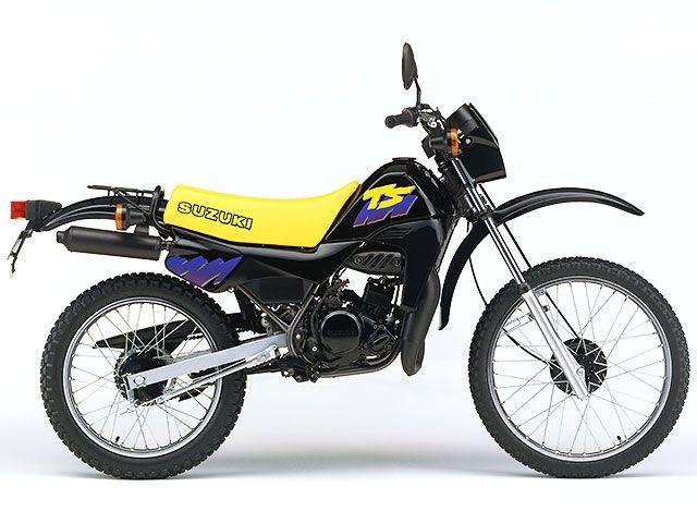 ハスラー バイク スズキ