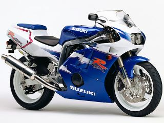 GSX-R400R/SP/SPⅡ