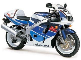 1997年 GSX-R750・カラーチェンジ