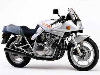 1994年 GSX1100S KATANA・追加