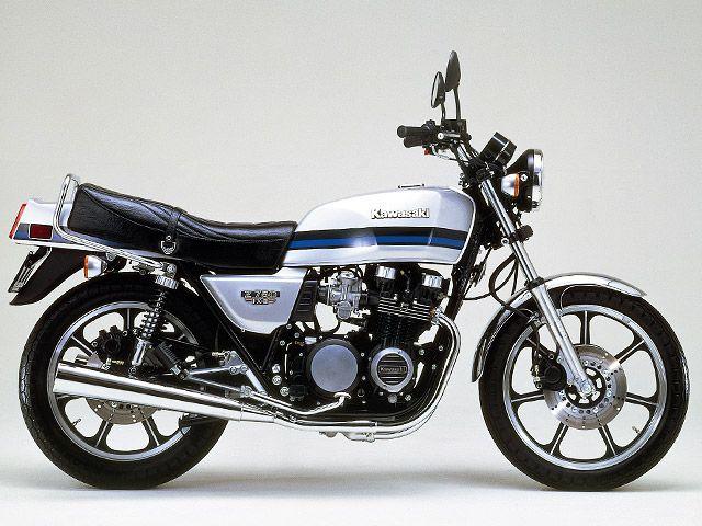 カワサキ(KAWASAKI) Z750FXのカタログ・諸元表・スペック情報