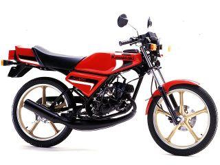 1982年 AR50・カラーチェンジ