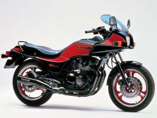 1984年 GPz400F