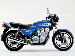 1980年 CB900F・マイナーチェンジ