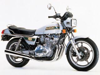 1980年 GSX1100E・新登場
